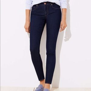 LOFT Curvy Skinny Ankle Jeans ✌️